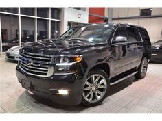 2016 Chevrolet Tahoe LTZ 7 Passenger With Only 58.234 km! – Oakville