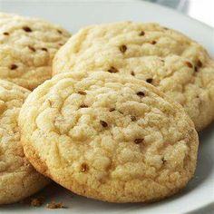 Egyptian anise cookies, recipe included