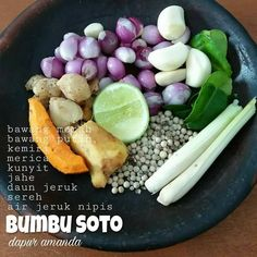 Soup spicy simple 39 ideas for 2019 Asian Recipes, Healthy Recipes, Healthy Soups, Healthy Food, Soup Recipes, Cooking Recipes, Drink Recipes, Indonesian Cuisine, Indonesian Recipes