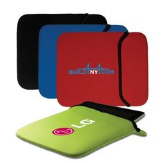 Reversible Ipad/Tablet Sleeve Giveaway Perfect for your next corporate meeting. Event Party Favor, Giveaway, Branded Promo