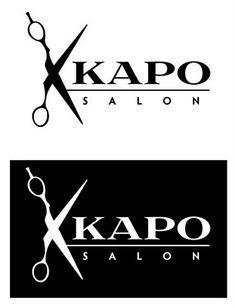 Hair+Salon+Logos | Fernando Creative Design: Hair Salon Logo design: Kapon Salon