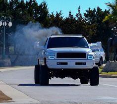old lifted trucks Cummins Diesel Trucks, Ram Trucks, Dodge Trucks, Pickup Trucks, Ram Cummins, Lowered Trucks, Jacked Up Trucks, 2nd Gen Cummins, Mercedes G Wagon