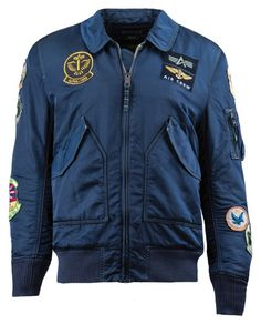 ALPHA Industries CWU Pilot Jacket