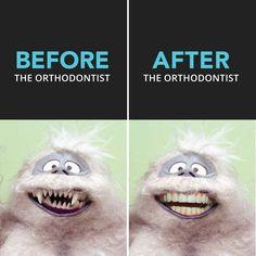¡Como cuando terminas tu tratamiento de Ortodoncia con nosotros! ;)