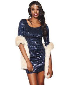 Glam Sequin Bodycon Dress | Wet Seal #bodycon