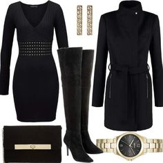 Starlight Night #fashion #mode #look #style #trend #outfit #sexy #luxury #stylaholic
