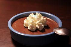 Les petits plats de Rose: Crème chocolat-banane, simplement délicieuse !