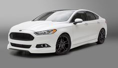 2016 Ford Fusion Hybrid Wallpapers