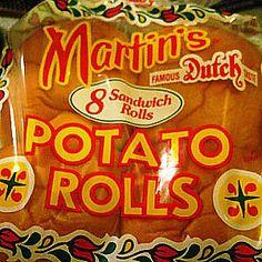 MMmmm Martin's Potato Rolls