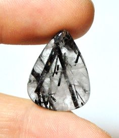 Your place to buy and sell all things handmade Tourmalinated Quartz, Drop, Black Tourmaline, Natural Gemstones, Rings For Men, Product Description, Etsy, Jewelry, Men Rings