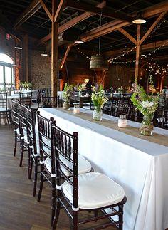 Houston Station Nashville: Nashville's Event, Art and Music Community: Tim & Brittany's Country Inspired Wedding