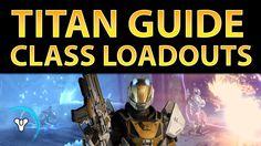 Planet Destiny: Complete Titan PvP/PvE Guide