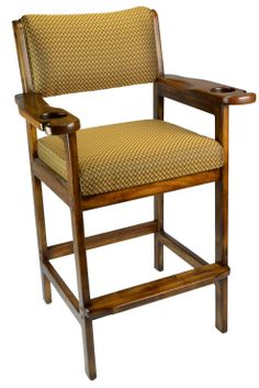 Peters Billiards Minneapolis | Kitchen Stools and Bar Stools Spectator Stool - perfect to use around a pool table