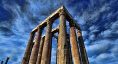 Ναός Ολυμπίου Διός (Temple Of Olympian Zeus) στην πόλη Αθήνα, Αττική