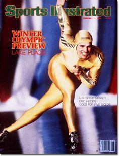 1980: Eric Heiden- Speed Skating