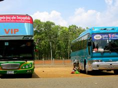 How to Survive Buses in Southeast Asia