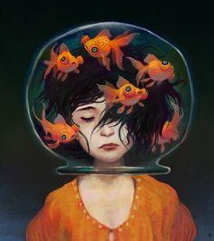 """#despertar Agora sabemos que não há modo de alguma vez conhecer uma realidade """"objectiva,"""" e sabemos que nunca saberá quão fabricada é a realidade subjectiva, porque você nunca experimenta nada senão a interpretação da sua mente. ~ David McRaney http://www.brainpickings.org/index.php/2014/02/20/the-benjamin-franklin-effect-mcraney/"""
