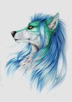 Morai by wolf-minori