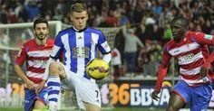 Real Sociedad vs Granada en vivo - Real Sociedad vs Granada en vivo. Canales que transmiten en vivo y en directo enlaces para ver online a que hora juegan fecha y datos del partido.