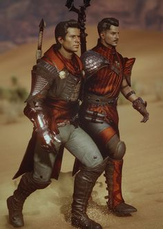 Good to know I'm not the only one who dated Dorian and then dressed in coordinating outfits.  --- AS