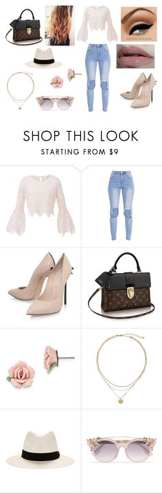 """""""Style 8"""" by miks15 ❤ liked on Polyvore featuring Casadei, Wet n Wild, 1928, rag & bone and Jimmy Choo"""