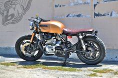Choppertrip ®: VIA BikerMetric - Honda cx500 streetfighter