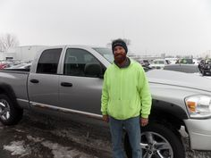 """""""Amazing place to buy a vehicle. The people are truly amazing!!!"""" -Andrea P. Thanks Andrea, and a BIG thanks from the Auto Group! We really appreciate the opportunity to earn your business, and hope you and Grant enjoy your new Ram 1500!"""