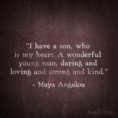 inspirational quote maya angelou young man and maya
