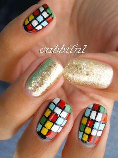 cubbiful #nail #nails #nailart