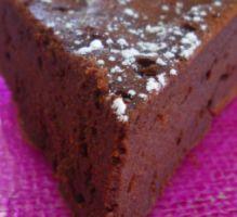Recette - Gâteau moelleux au chocolat et aux petits suisses (sans beurre) - Proposée par 750 grammes
