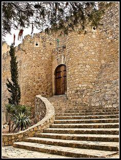 Castillo Villena España