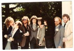 Wedding ...Ritchie & Amy Rothman May 16th 1981.