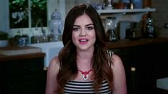 Lucy Hale's Favorite Aria Moments #PLL