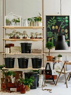 IKEA Livet Hemma – Gästbloggare: Sortera och plantera