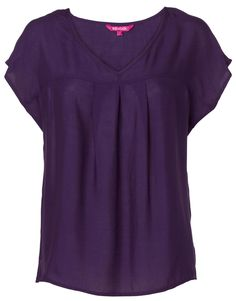 PAM blus lila   Solid   Blouse   Blusar   Mode   INDISKA Shop Online