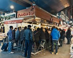 Pinotxo Bar, Mercat de la Boqueria. Clásico de toda la vida    Terrace bar, hotel Pulitzer, Barcelona  www.abchumboldt.com Agradece a todos/as aquellos/as fotografos que hacen posible acceder a tan interesantes imágenes.