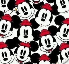 Imagem de disney, wallpaper, and mickey