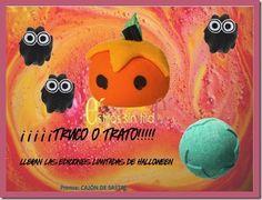 Bombas de jabón LUSH: ediciones limitadas de Halloween