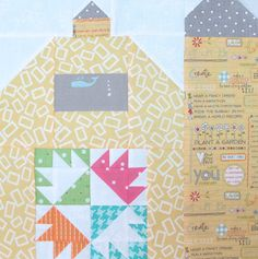 The Quilty Barn Along...Silo Barn 2 and Chicken Foot quilt block tutorial!...