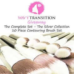News – Wavy Transition | The Silver Collection Giveaway