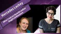 Gail Carriger Meets Mercedes Lackey ~ A Fangirl Story