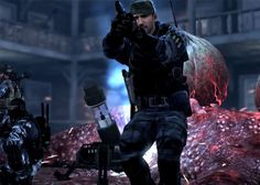 Call of Duty: Ghosts Extinction Coop Mode