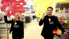 Priceless Surprises: MasterCard überrascht Karteninhaber im Supermarkt.