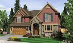 HousePlans.com 48-236 I really like this house and floor plan.