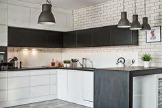 Kitchen furniture desing / Industrial kitchen / meble kuchenne