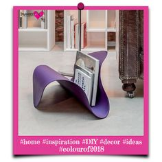 Colour of 2018: PANTONE 18-3838 Ultra Violet. How will YOU use it? #home #decor #ideas #DIY #creative #interior #inspiration #design #hygge #dream #homesweethome #interiordesign #PassionovaHQ thepassionova.com/?utm_content=bufferab47e&utm_medium=social&utm_source=pinterest.com&utm_campaign=buffer