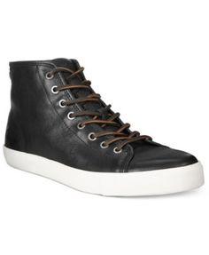 fc51929b23cf Frye Men s Brett High-Top Sneakers Leather High Tops