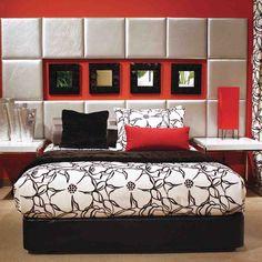 - Home Furniture Design Platform Bed Frame, Upholstered Platform Bed, Platform Bedroom, Bed Without Box, Upholstered Box Springs, Sleep Box, Home Furniture, Furniture Design, Box Spring Cover