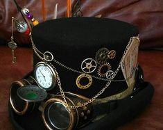 Steampunk-Festival maßgeschneiderte viktorianischen Goth