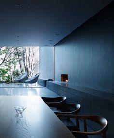Optical Glass House by Hiroshi Nakamura & NAP.